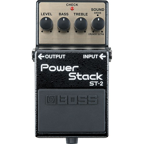 BOSS Guitar Effect Power Stack [ST-2] - Gitar Stompbox Effect
